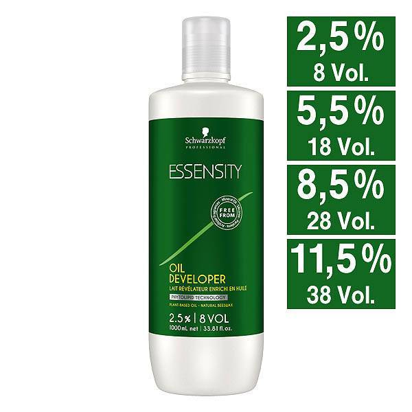 Активирующий лосьон Schwarzkopf Professional Essensity Oil Developer Mini 8,5% 60 ml