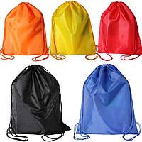 Рюкзак (сумка) для обуви на затяжке Profi (MK 3113)