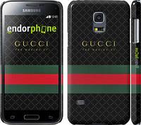 "Чехол на Samsung Galaxy S5 mini G800H Gucci 1 ""451c-44"""