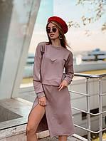 Женский стильный костюм  ОР214, фото 1