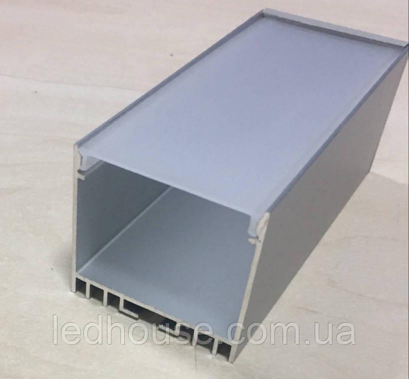 LED профиль ЛС 40 для светодиодной ленты