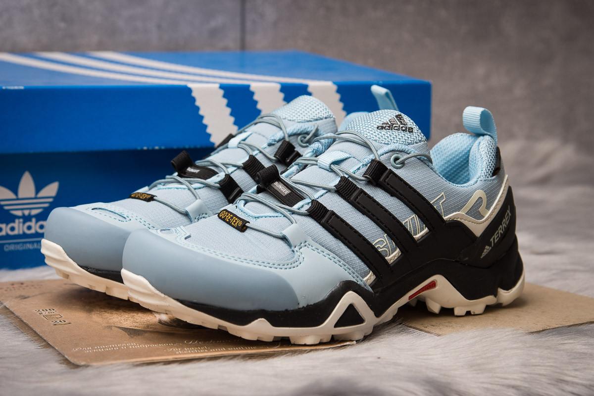 Кроссовки женские 15091, Adidas Terrex Swift, голубые ( нет в наличии  )