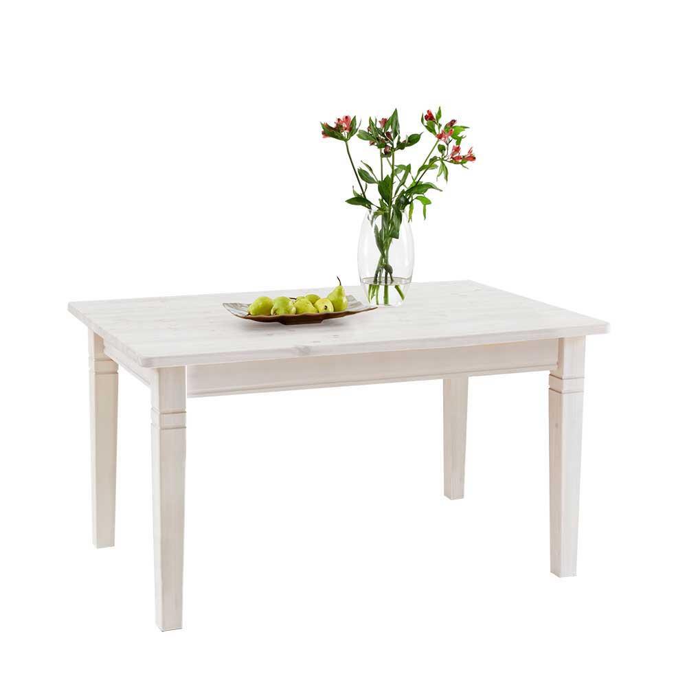 Стол обеденный деревянный 066
