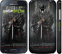 """Чехол на Samsung Galaxy S4 mini Duos GT i9192 Игра престолов 1 """"429c-63"""""""