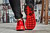 Кроссовки женские 15622, Nike Air Huarache, красные ( нет в наличии  ), фото 3