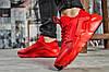 Кроссовки женские Nike Air Huarache, красные (15622) размеры в наличии ►(нет на складе), фото 4
