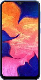 Смартфон Samsung Galaxy A10 2/32GB Blue
