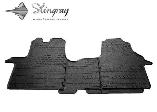 Коврики автомобильные Fiat Talento (1+2) 2014- Комплект из 3-х ковриков Stingray