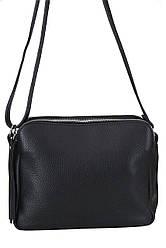 Італійська сумка FOSCA diva's Bag колір чорний