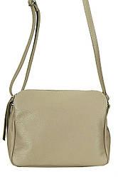 Итальянская сумка FOSCA Diva's Bag цвет светло-коричневый