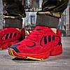 Кроссовки мужские 15936, Adidas Yung 1, красные ( нет в наличии  ), фото 2