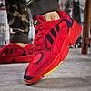 Кроссовки мужские 15936, Adidas Yung 1, красные ( нет в наличии  ), фото 4