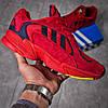 Кроссовки мужские 15936, Adidas Yung 1, красные ( нет в наличии  ), фото 7