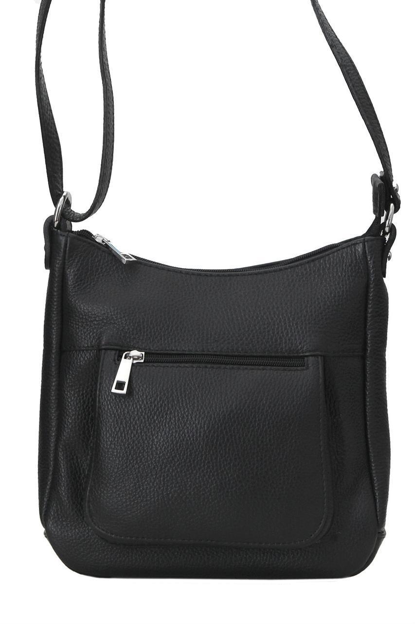 Женская сумка кросс боди TILLY Diva's Bag цвет черный
