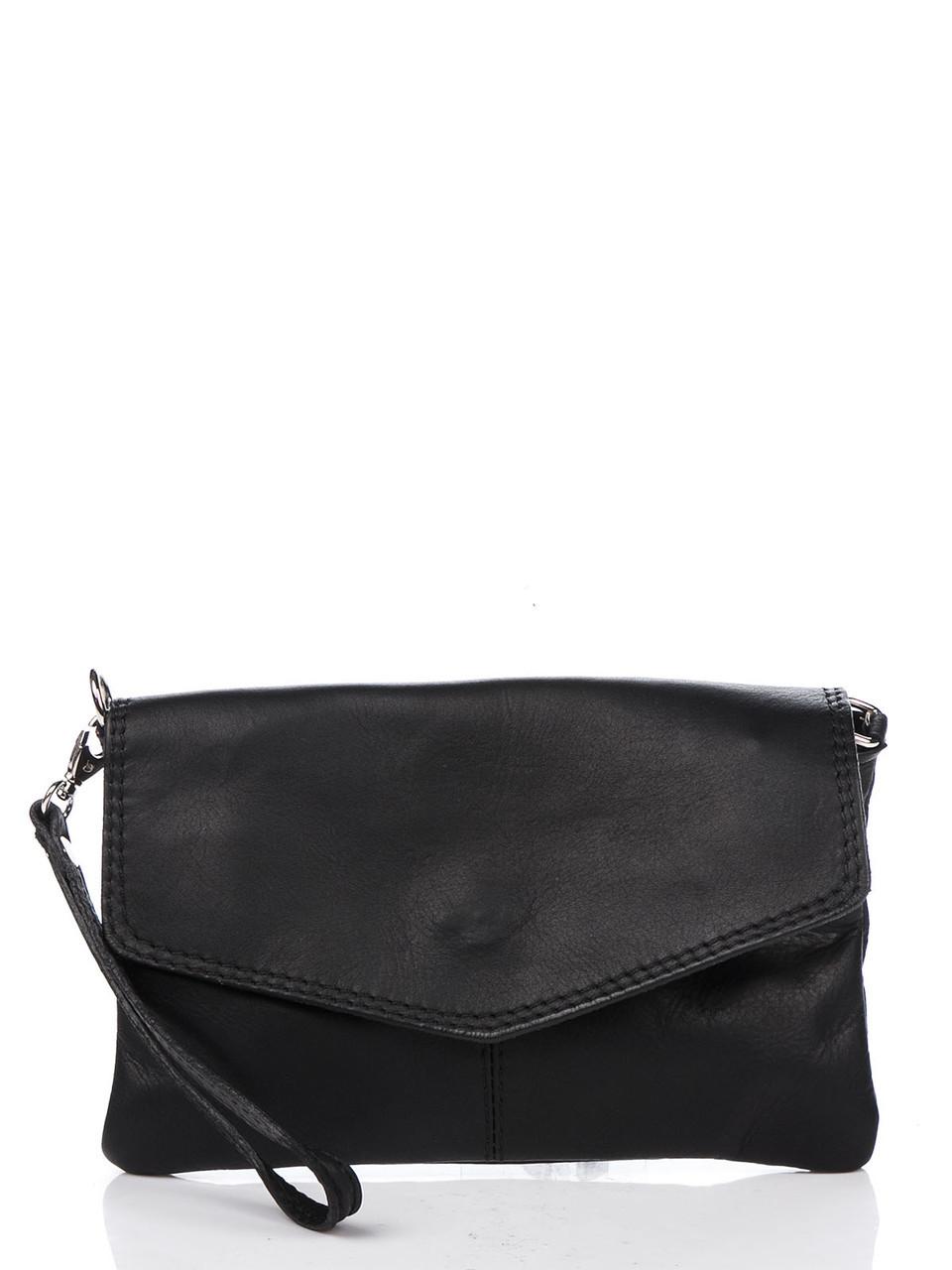 Итальянская сумка DIANA Diva's Bag цвет черный