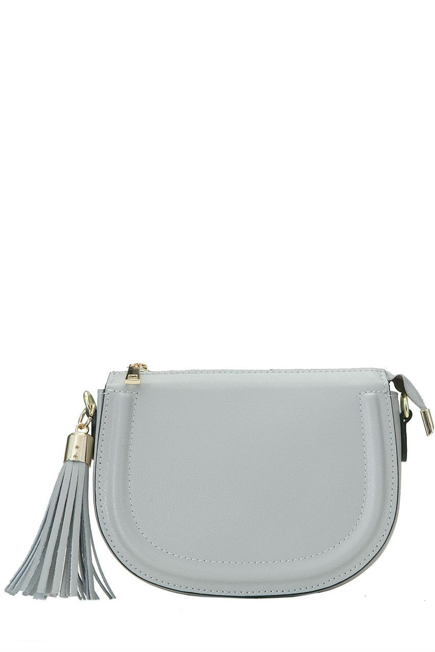 Компактная женская сумка TELICA Diva's Bag цвет серый