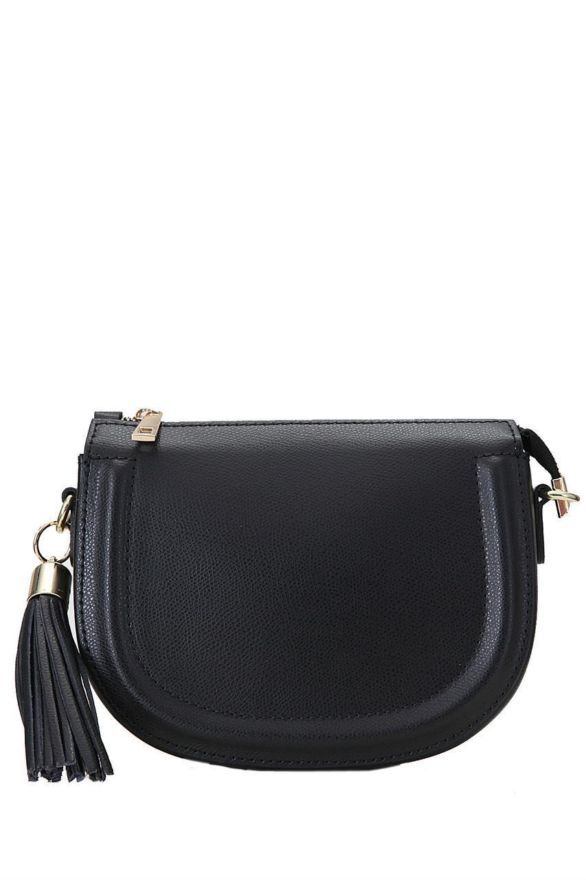 Компактная женская сумка TELICA Diva's Bag цвет черный