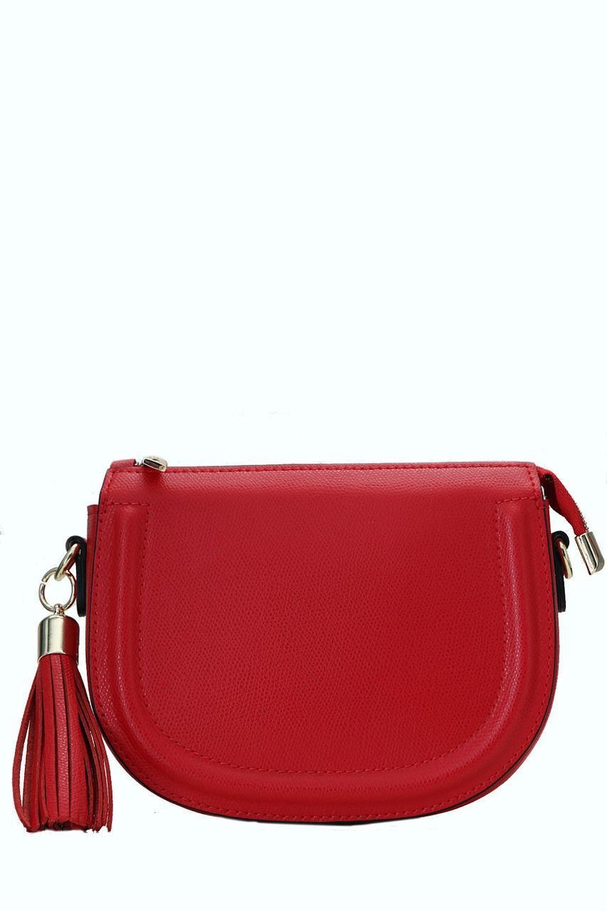 Компактная женская сумка TELICA Diva's Bag цвет красный