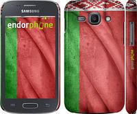 "Чехол на Samsung Galaxy Ace 3 Duos s7272 Флаг Белоруссии ""400c-33"""