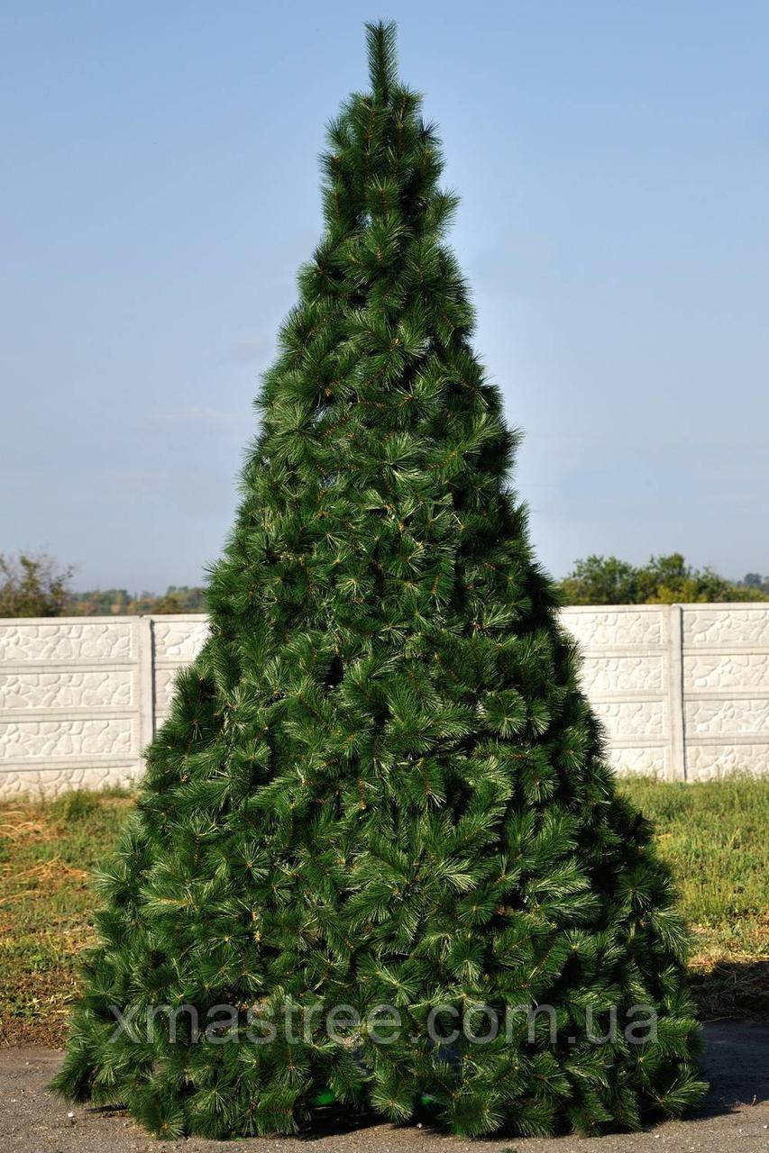 Уличная искусственная елка новогодняя сосна Микс 300