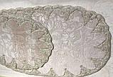 Набор ковриков для ванной 70*115и туалета 55*70 фирмы  VENUS Life, фото 3