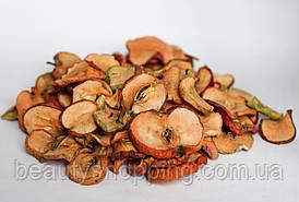 Яблоки сушеные с кожурой 500 грамм