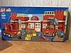 Обзор Конструктор Gorock 1009 Пожарная часть (аналог 10563 Lego Duplo), 109 деталей