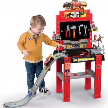 Игровой набор Автомастерская Bricolo Center Cars Smoby 360722