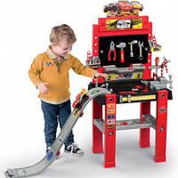 Игровой набор Автомастерская Bricolo Center Cars Smoby 360722, фото 1