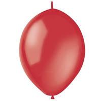12 дюймов 30 см Шар LINKING Декоратор CHERRY RED 100 шт/уп