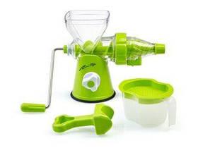 Соковижималка шнекова ручна Manual Juicer