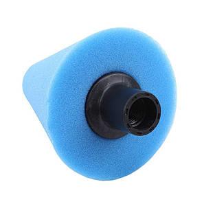 Полировальный конус поролоновый для дисков и глушителей, фото 2