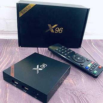 Приставка TV-BOX X96 1GB/8GB Android 7