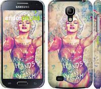 "Чехол на Samsung Galaxy S4 mini Duos GT i9192 Swag. Marilyn ""1205c-63"""