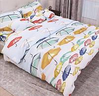 Качественное постельное белье Зонтик, 2-спальный набор
