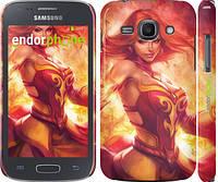 "Чехол на Samsung Galaxy Ace 3 Duos s7272 Dota 2. Lina 2 ""988c-33"""