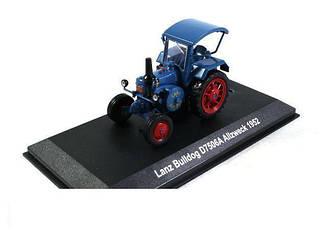 Модель коллекционная Трактора Мира (Hachett) №03Lanz Allzweck (1:43)