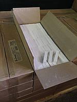 Мел школьный белый весовой МАКСИ, 19х19х100 мм, 7,4 кг (прибл. 248 шт.), гофрокороб