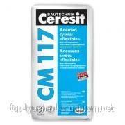 Клей для плитки Ceresit СМ-117 25 кг