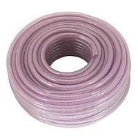 Шланг PVC высокого давления армированный 12мм*50м PT-1743 Intertool