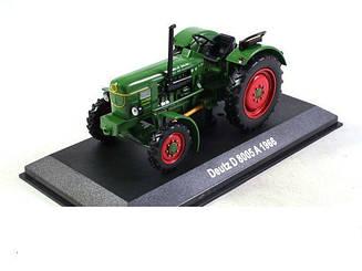 Модель коллекционная Трактора Мира (Hachett) №02 Deutz (1:43)