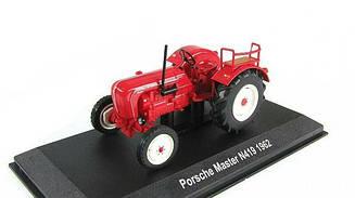 Модель коллекционная Трактора Мира (Hachett) №01 Porsche (1:43)