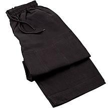 Детское кимоно для джиу-джитсу Venum Contender Kids BJJ Gi Black, фото 3