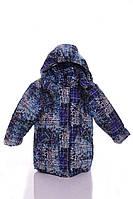Куртка Евро для мальчика мозайка - 189351