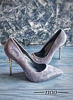 Туфли лодочки женские каблук