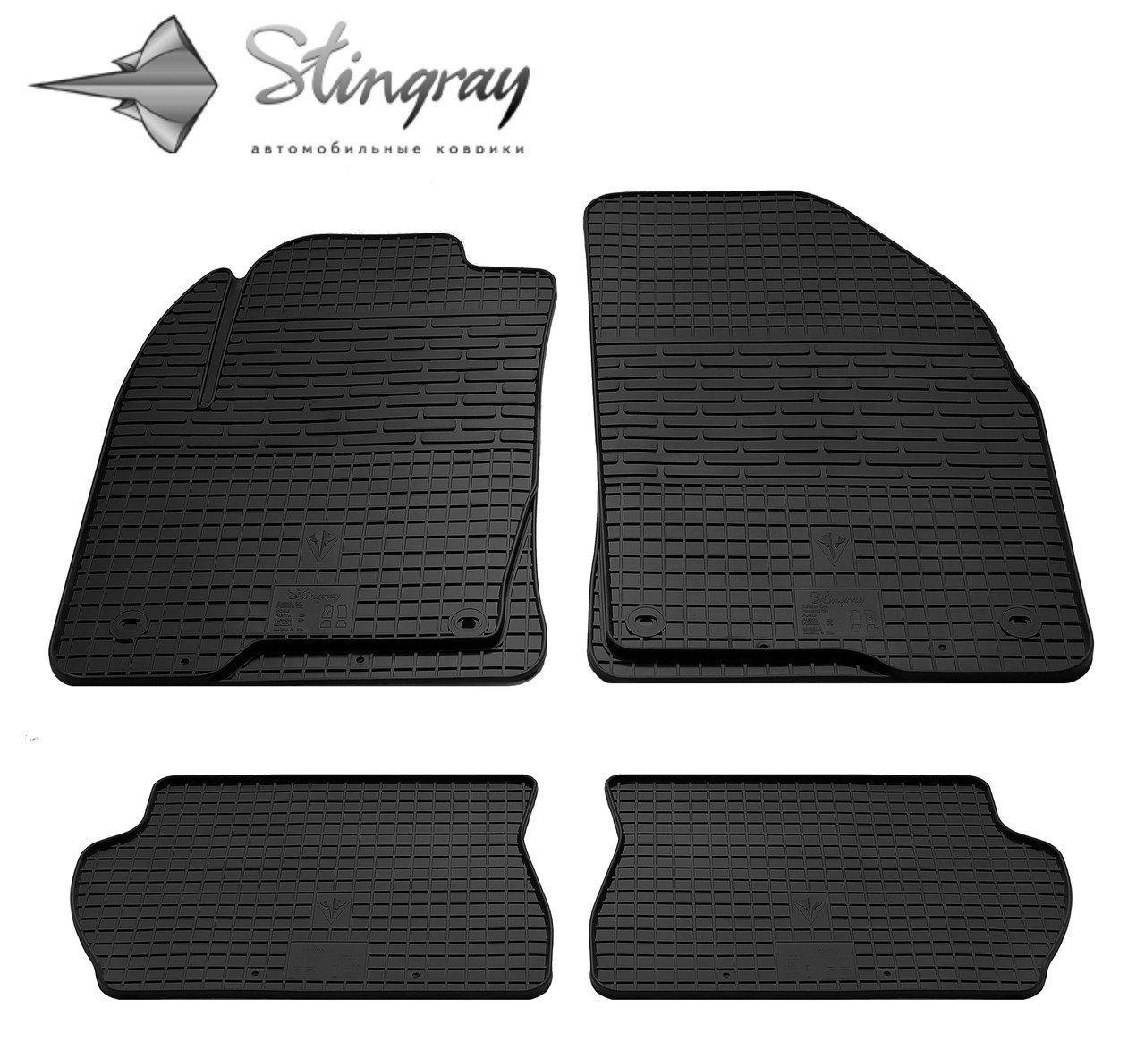 Автомобильные коврики на Ford Fusion 2002- Stingray