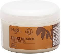Масло Ши (карите) с ароматом какао 150г Najel