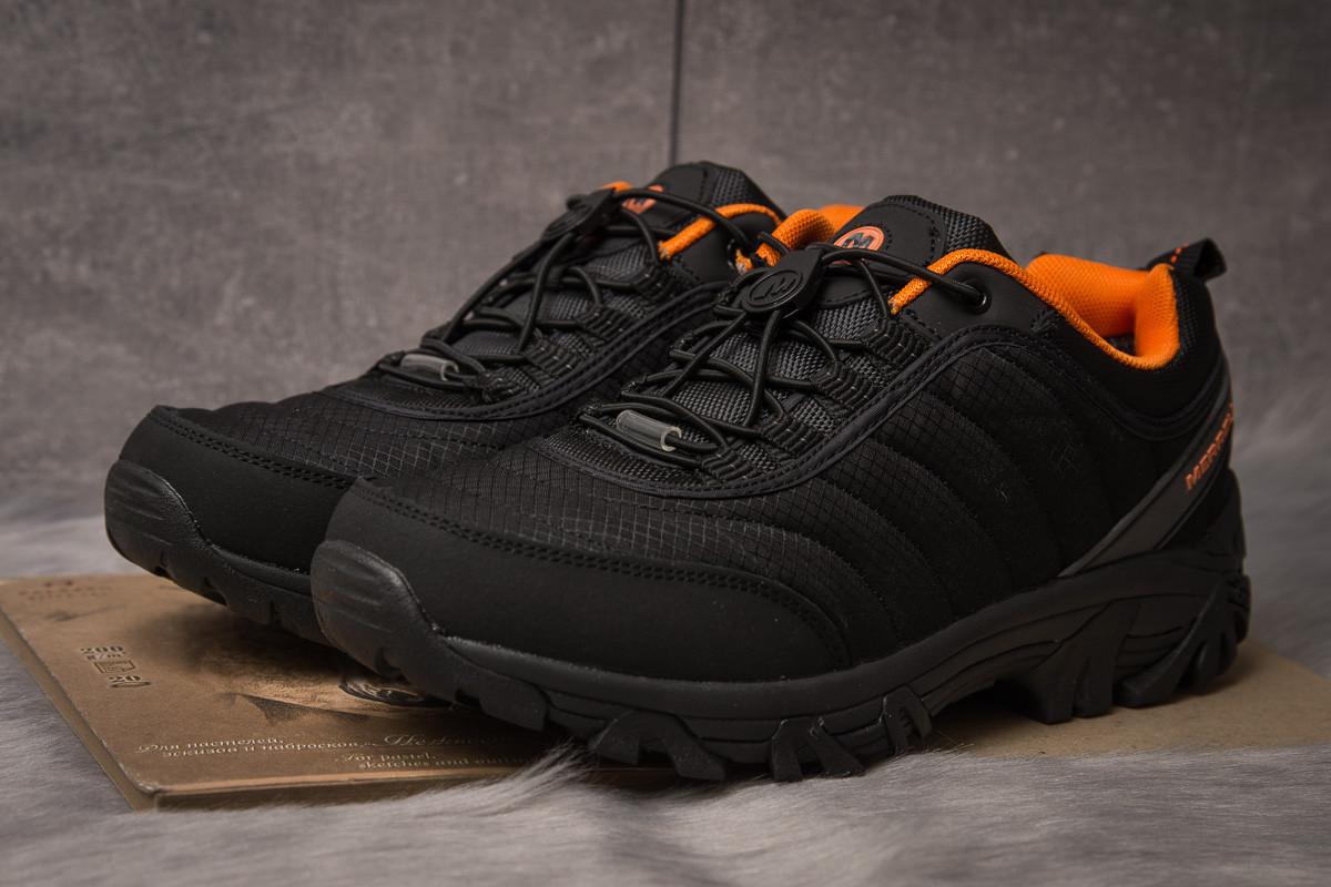 Кроссовки мужские  Merrell Vibram, черные (15123) размеры в наличии ►(нет на складе)