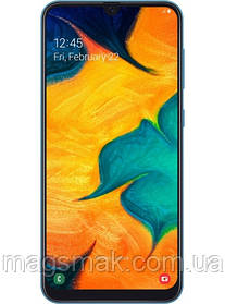 Смартфон Samsung Galaxy A30 3/32GB Blue