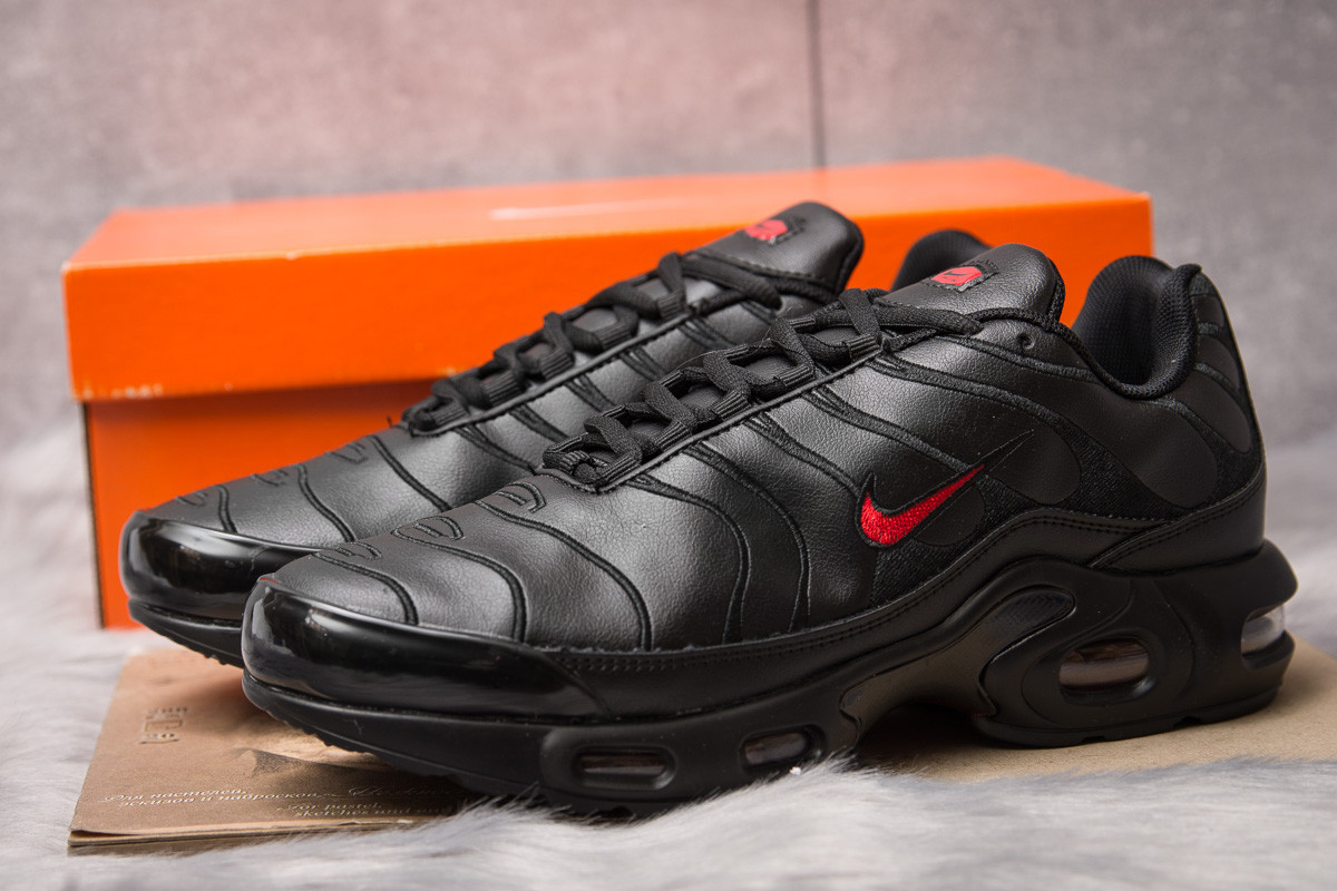 Кроссовки мужские 15293, Nike Tn Air, черные ( нет в наличии  )